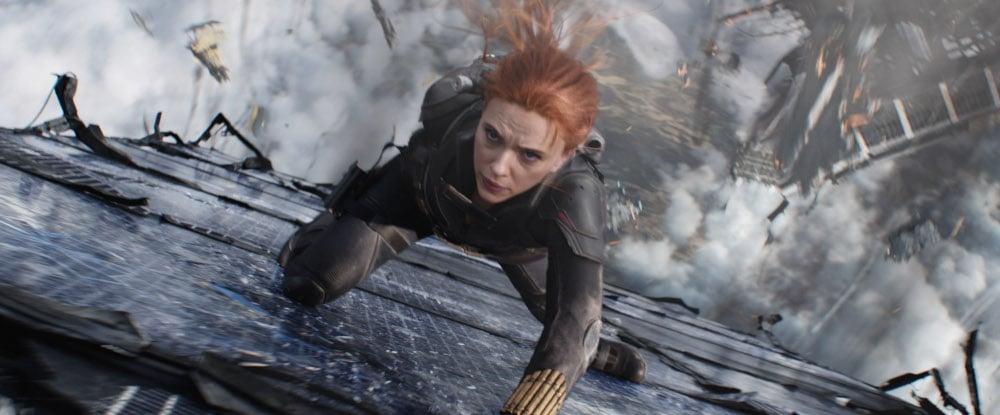 Handlung Black Widow - Natasha Romanoff und Scarlett Johansson