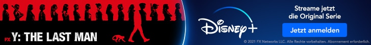 Y - THE LAST MAN Disney Plus Banner