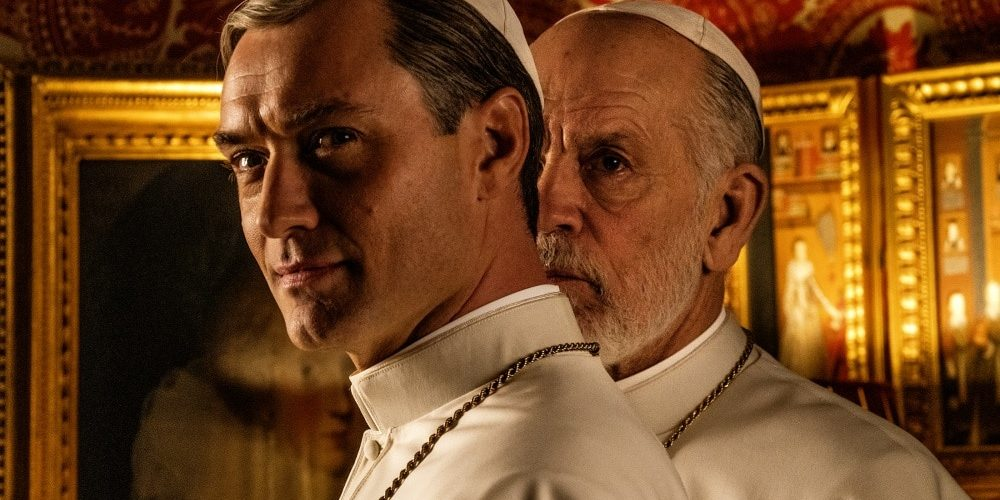 The New Pope Serie