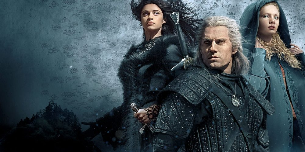 The Witcher Netflix Serie